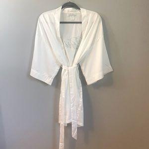 Icing Intimates & Sleepwear - Icing White Wedding Robe 👘